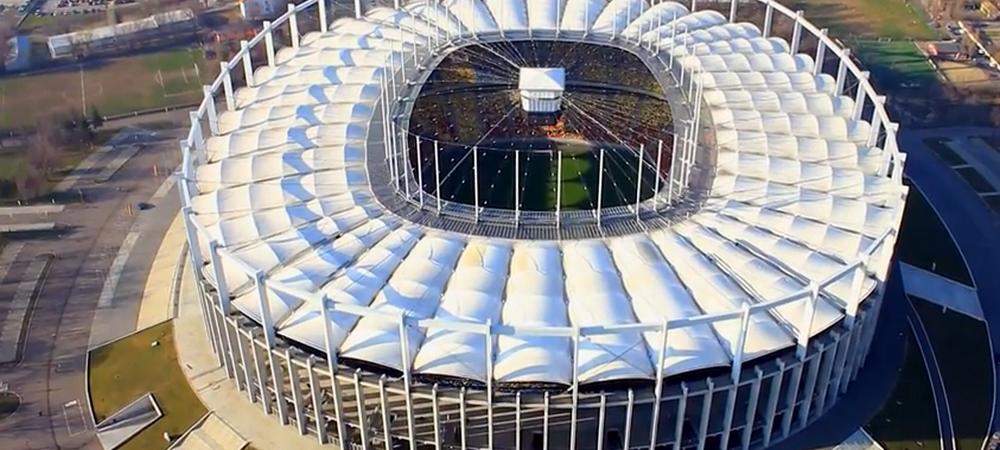 """National Arena, facuta PRAF cu o zi inainte de alegerile pentru EURO 2020: """"Am ajuns rau de tot, frate!"""" VIDEO"""