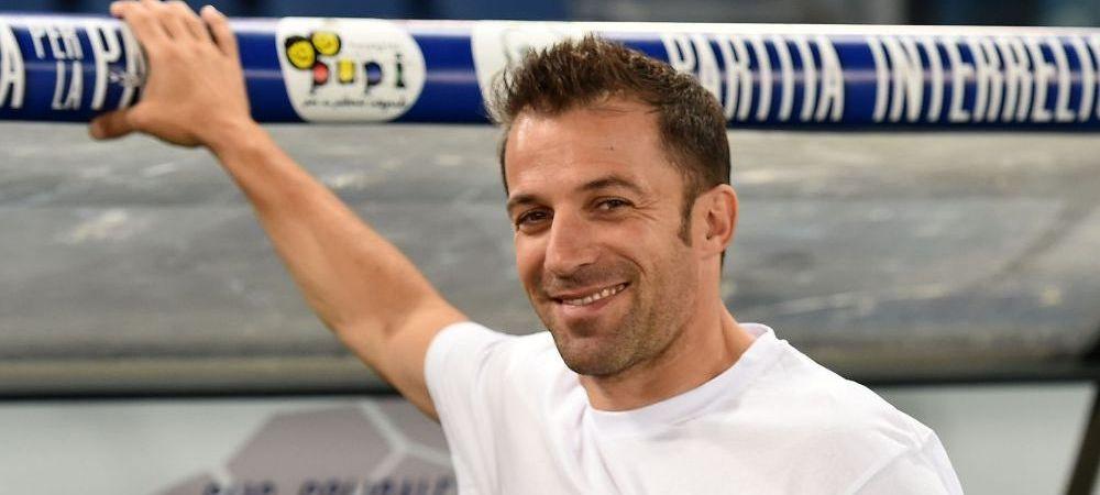 VIDEO | Del Piero, primit in India ca la Juve! Legenda Italiei a ajuns la Delhi si se va duela cu Trezeguet, Anelka si Pires