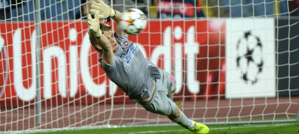 "Arlauskis, omul cheie in victoria cu Aalborg: ""Mi-a fost frica dupa prima repriza!"" Duckadam: ""A fost extraordinar"""