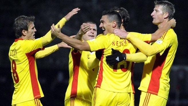 """In sfarsit, lui Piturca ii place un atacant :) """"Bombardierul"""" din Liga I poate fi titular cu Ungaria! Cine ii ia locul lui Marica"""