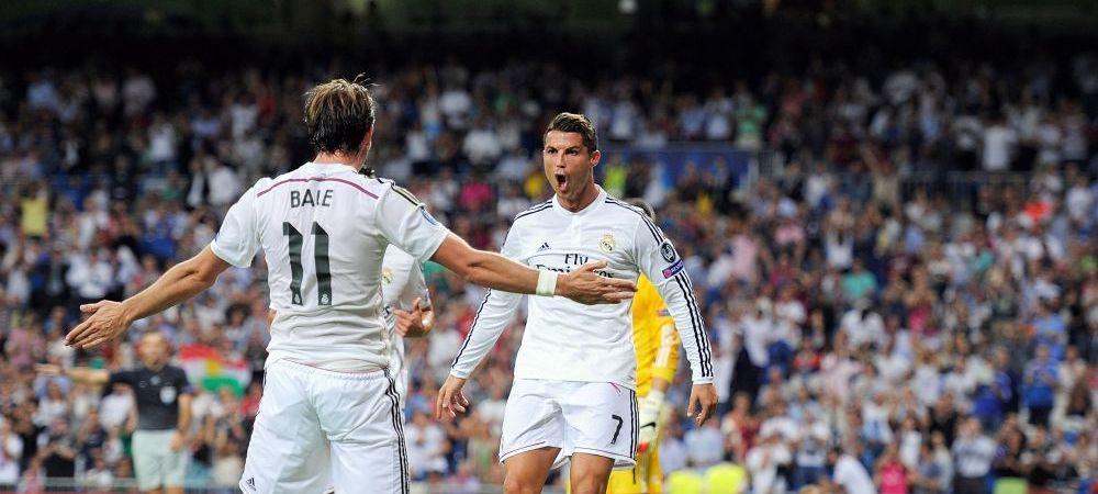 Messi si Ronaldo nu au prins echipa primei etape din Champions League! Jucatorul de 300.000 de euro care a prins cel mai bun 11