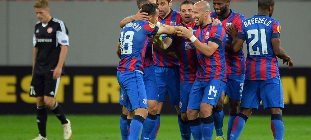 Astra poate asigura 2 locuri Romaniei in preliminariile Ligii! Cum arata clasamentul coeficientilor dupa ultimele rezultate