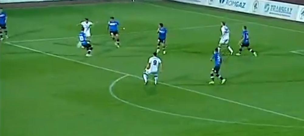 """GENIAL: cum povesteste un jucator din Liga I un gol superb! """"Am lovit mingea mai binisor si a intrat!"""" :) VIDEO"""