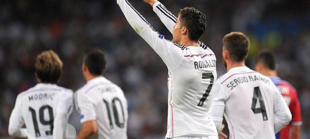 ISTORIC! Real a marcat pentru prima oara de 8 ori in deplasare! Masacru cu Deportivo: 8-2! Vezi golurile