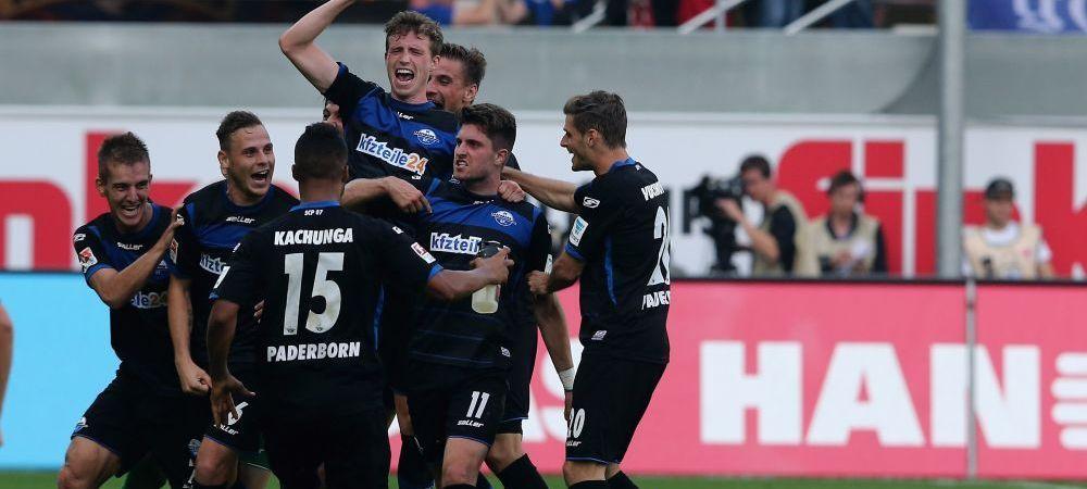 FANTASTIC! O echipa MINUSCULA a ajuns sa fie lider in Bundesliga! Gol din voleu de la 83m in ultimul meci VIDEO