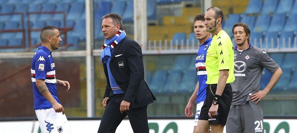 Moment halucinant in Italia! Un antrenor din Serie A a fost atacat pe strada de un fan care l-a lovit cu pumnul!