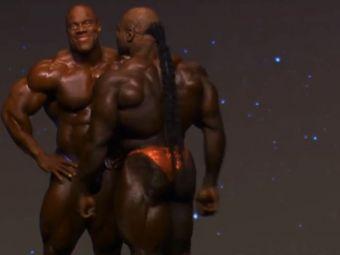 SCANDAL la Mister Olympia! Heath si Greene au fost la un pas sa se ia la bataie pe scena! O romanca a iesit pe 2 la fete