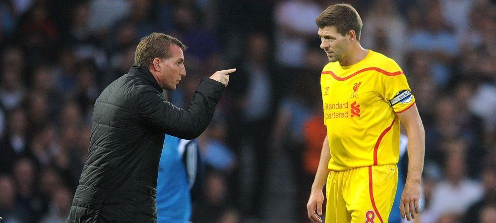 """Cifre de COSMAR pentru Steven Gerrard! Este ironizat pentru prestatia cu West Ham! """"Sper ca el sa fie noul CAPITAN!"""" Numele ales:"""
