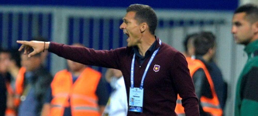 """Iese Latovlevici din prima echipa? Problemele pe care Galca le are dupa meciul cu Petrolul: """"A fost o schimbare decisa de mine"""""""