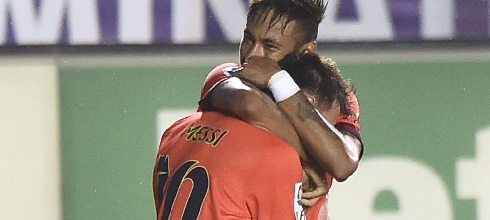 "VIDEO Messi a ratat penalty cu Levante! Record INCREDIBIL: a ratat de 11 ori in cariera! ""Esti mai rau ca mine, amice!"""