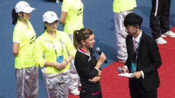 UPDATE | Halep si-a aflat prima adversara de la Wuhan: joaca cu Muguruza in turul 2! Cum s-a refacut dupa esecul de la US Open: