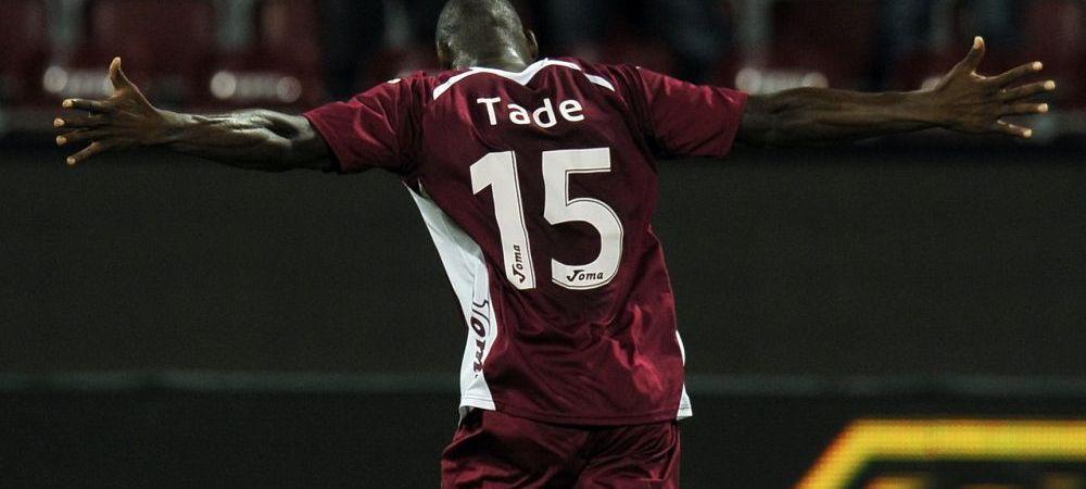 """CFR Cluj a fost la un pas sa-si dea afara golgheterul: """"Bine ca a ramas, de mult n-am mai avut un jucator sa dea gol meci de meci"""""""