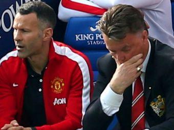 """Furtuna in vestiar dupa dezastrul cu Leicester! Van Gaal, pus la zid de jucatori: """"De ce @#%$ l-ai schimbat pe Di Maria?"""""""