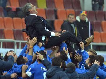 Omul care a ucis visul Romaniei de a juca la Mondial este noul selectioner de pe banca Portugaliei!