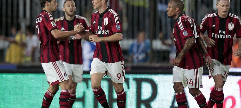 """A revenit """"El Nino""""! Torres a dat primul gol pentru AC Milan si si-a ajutat echipa sa revina de la 0-2! VIDEO"""