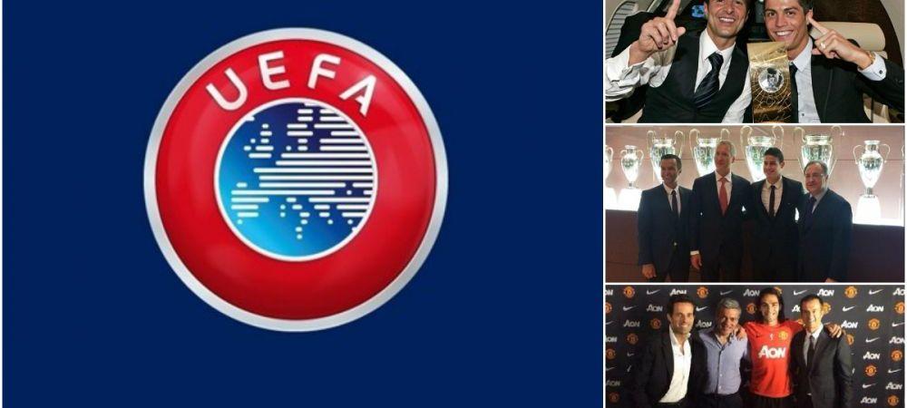 UEFA schimba DEFINITIV regulile! Dupa adoptarea Fair Playului Financiar, UEFA planuieste inca o lovitura si ameninta cu suspendari