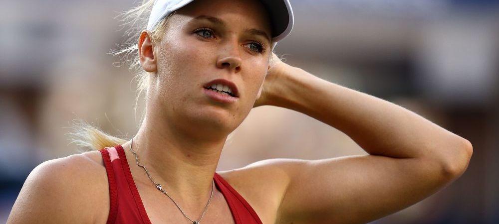 Wozniacki si-a uitat CEC-ul de 1,45 mil de dolari la US Open! Cum a reactionat cand a realizat ca a plecat fara bani de la arena