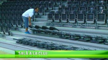 LUX in noua sala polivalenta de la Cluj! Cum arata bijuteria de 20 de milioane de euro