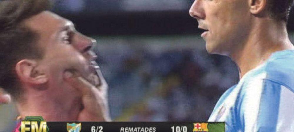 Momentul in care cele 4 Baloane de Aur au insemnat fix 0! Messi, la un pas sa fie linsat de un adversar! Ce s-a intamplat