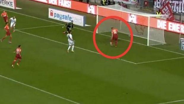 A DISTRUS Romania cu un hat-trick, dar acum s-a facut de ras in Germania! Un atacant a oferit cea mai mare ratare a saptamanii: