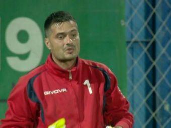 Steaua l-a speriat RAU pe portarul de la Berceni! :) Cum a fost surprins de camere