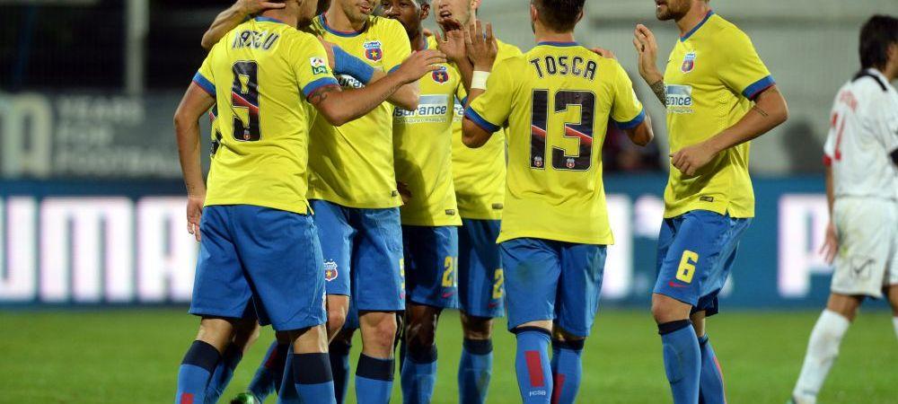 """Steaua da muzica TARE pentru derby-ul cu Astra! Anuntul capitanului Stelei de la Berceni: """"Dansam dupa ce le dam goluri"""""""