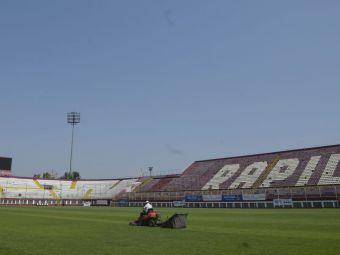Un fost jucator din Giulesti a cerut FALIMENTUL Rapidului. Problemele pentru care clubul a ajuns din nou la tribunal