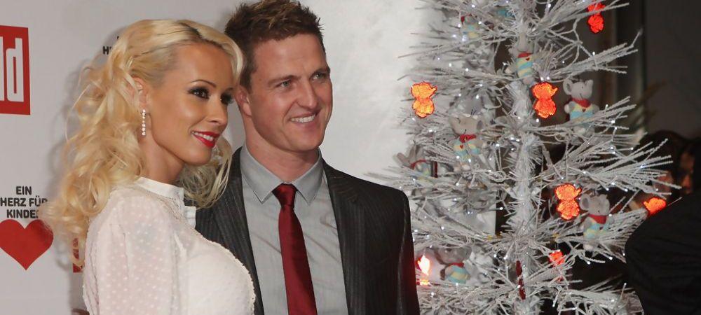 VESTE grea in familia Schumacher! Fratele lui Michael se desparte de sotia lui: