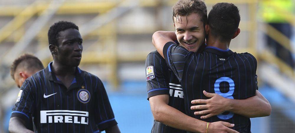 """Golgheterul roman de la Inter, luat """"sub aripa"""" unui star din echipa mare: """"Ne intelegem bine, imi da mereu sfaturi"""""""