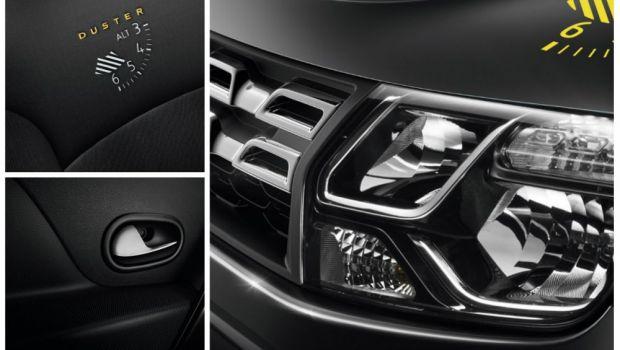 FOTO Dacia lanseaza doua modele noi. Editii speciale pentru Duster si Sandero, prezentate in premiera la Paris!