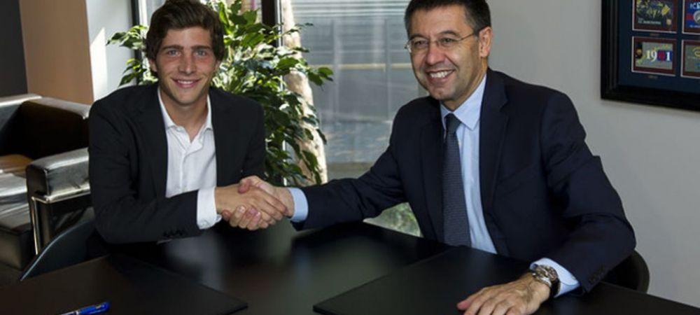 """Contract pe 5 ani si clauza de 40 de milioane de euro! Barca si-a mai asigurat un pusti MINUNE: """"E un vis devenit realitate"""""""