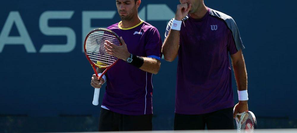 Performanta importanta pentru Horia Tecau! Romanul a castigat turneul ATP de la Shenzen, alaturi de olandezul Rojer