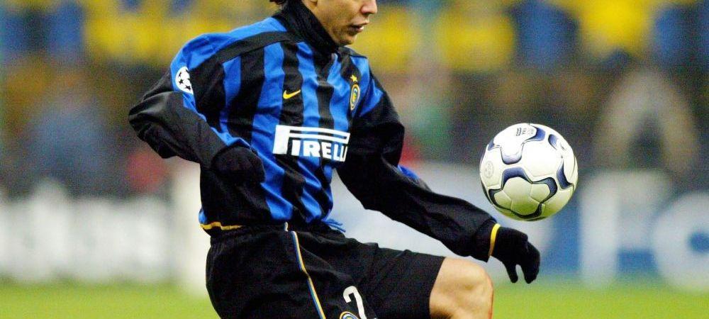 Il mai tii minte pe Alvaro Recoba, fostul star al Interului? La 38 de ani, uruguayanul a dat un gol formidabil direct din corner