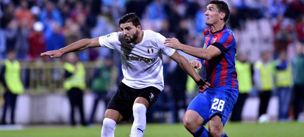 """Steaua n-a mai invins Astra de patru meciuri! Enache: """"Meritam sa castigam, am avut mai multe ocazii!"""""""