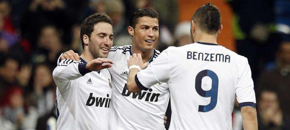 Liverpool a PREGATIT 40 de milioane de euro pentru un varf cu peste 120 de goluri la Real Madrid!