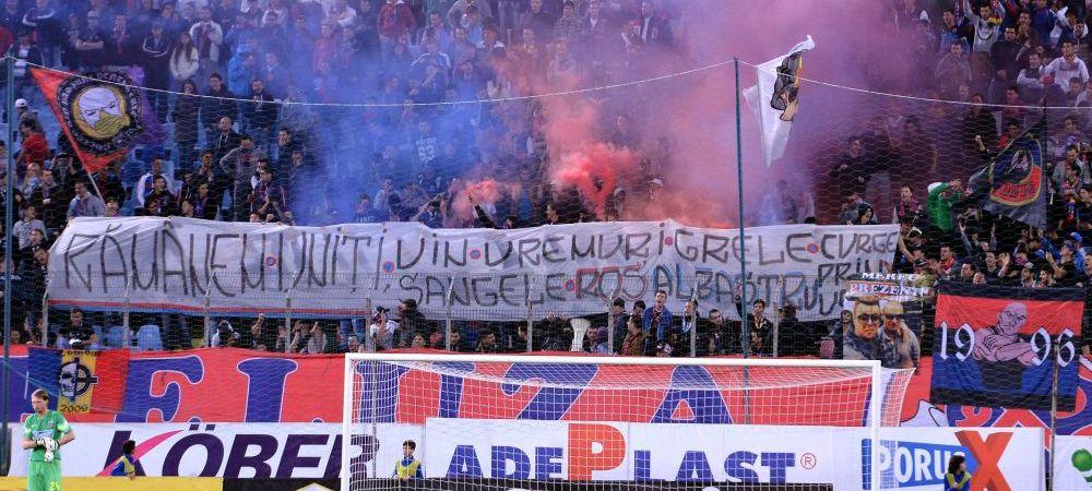 Steaua - Dinamo, cu portile inchise? Cel mai negru scenariu pentru Galca dupa derbyul care reaprinde lupta la titlu