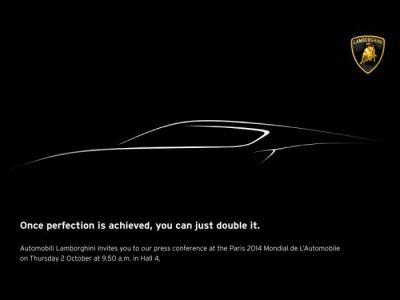 FOTO Lamborghini lanseaza primul HIBRID din istorie! Un MONSTRU V10 cu 900 de cai! Primele imagini