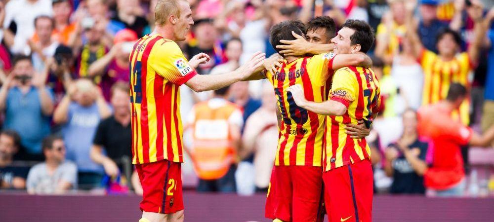 "Un nou jucator transferat de Barca a avut o surpriza mare cand l-a cunoscut pe Messi la antrenamente: ""Nu credeam ca face asta!"""