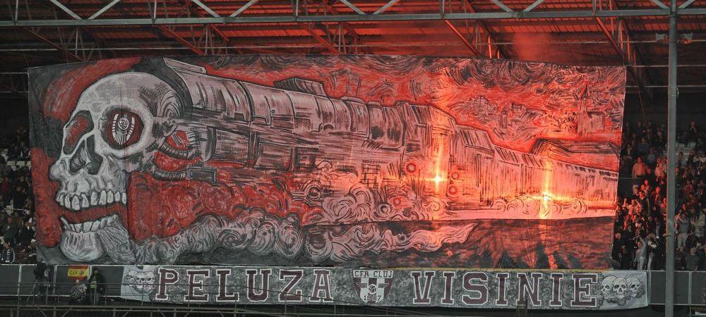 Victorie in minutul 94! CFR o egaleaza pe Steaua in clasament dupa un gol norocos! Vezi fazele din CFR 1-0 U Cluj VIDEO