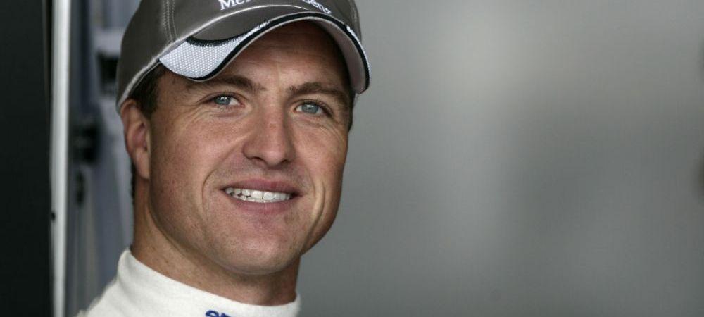 O noua DRAMA in familia Schumacher! DIVORTUL dureros prin care trece Ralf, fratele mai mic al lui Michael!