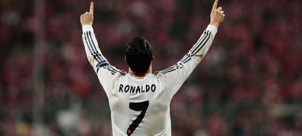 """""""Real va spune cu siguranta: Da, acum il putem da inapoi pe Ronaldo la Man United!"""" Anuntul facut de Sky Sports"""