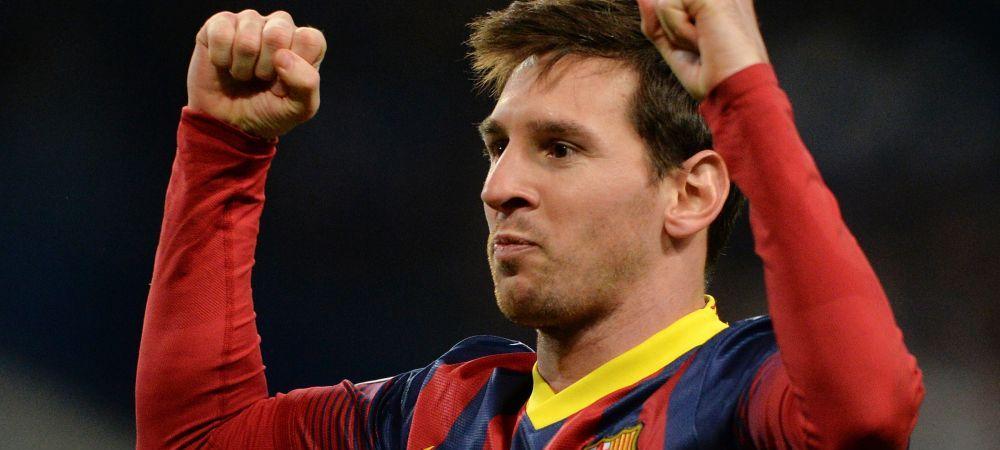 """Messi vrea sa-i ia trofeul Realului: """"Cu Luis Suarez in echipa putem castiga Liga Campionilor!"""""""