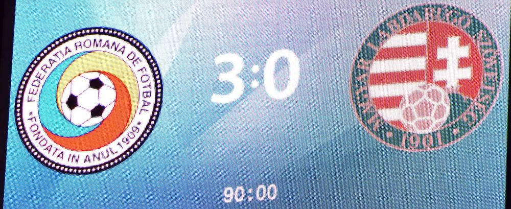 Interes enorm pentru cel mai asteptat meci al anului! Cate bilete au mai ramas cu 11 zile inainte de partida cu Ungaria: