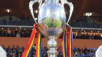 Tragerea la sorti a optimilor Cupei Romaniei | Dinamo - Mioveni, CFR Cluj - Rapid, Steaua - CSMS Iasi! Vezi toate optimile