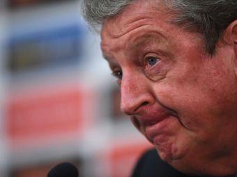 Gafa incredibila facuta de Roy Hodgson, selectionerul Angliei. Ce scria pe foaia jucatorilor convocati pentru urmatoarele meciuri