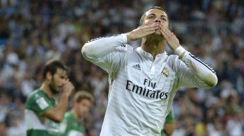 Cristiano Ronaldo, golgheterul SECOLULUI! Portughezul e favorit la Balonul de Aur si Gheata de Aur! Ce recorduri a batut