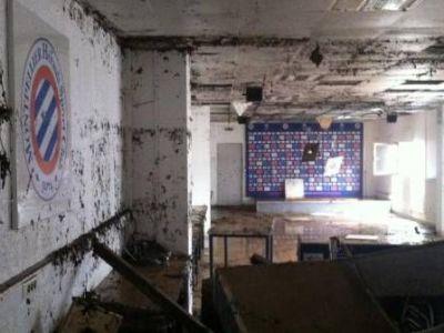 DEZASTRU pentru o fosta campioana a Frantei! Stadionul a fost inundat, echipa nu mai poate sa joace acasa! FOTO