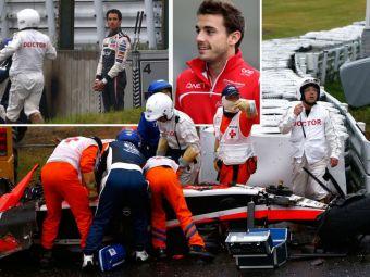 FOTO Masinile de Formula 1 se transforma in AVIOANE de vanatoare! Cum se schimba Marele Circ dupa accidentul lui Bianchi!