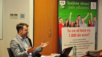 Liga Profesionista de Fotbal ii premiaza pe STUDENTI! LPF a lansat in PREMIERA un program educativ si ofera burse speciale