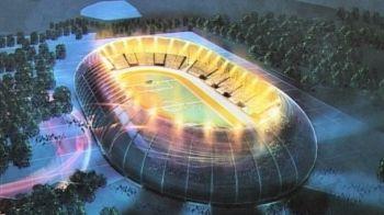 Romania, campioana mondiala a fotbalului fabricat in Photoshop.Cum arata stadioanele de hartie de 100 mil euro promise in 2014